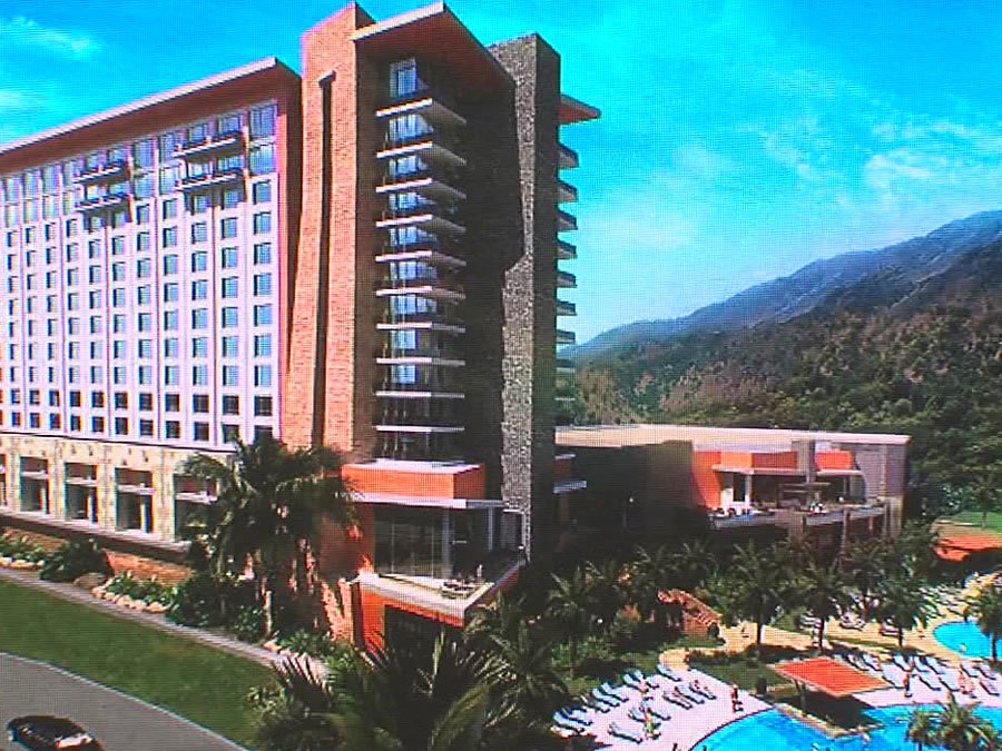 Gas Prices San Diego >> Sycuan Casino breaks ground on new hotel and resort ...