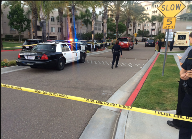 Police kill suspect in fatal San Diego pool party shooting