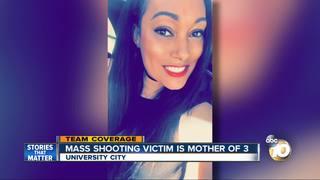 Friend ID's victim of University City shooting