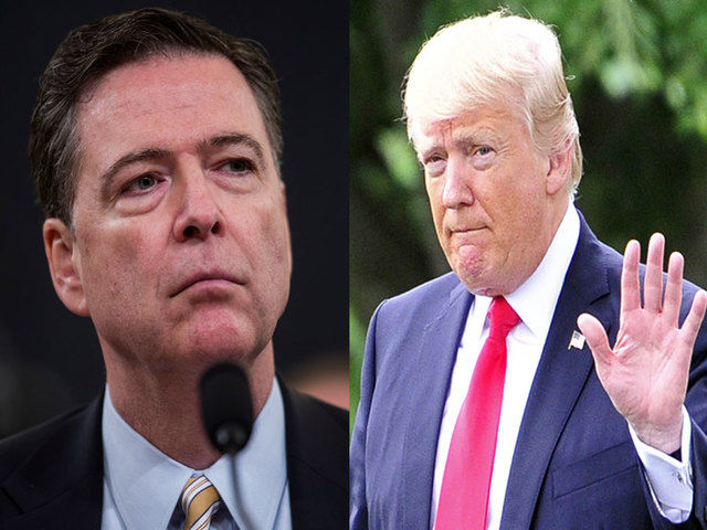 Turn Over All Documents On Trump And Comey