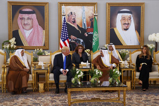 DC Daily: Mr. Trump heads to Saudi Arabia