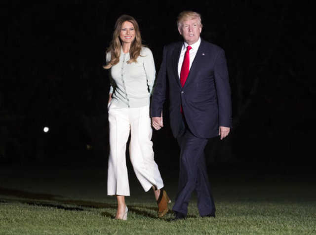 DC Daily: Trump returns, set to retool sr. staff