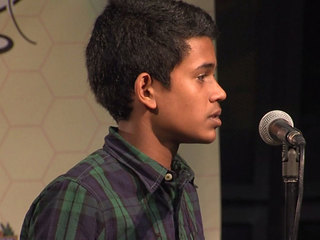 SD champ competes at National Spelling Bee
