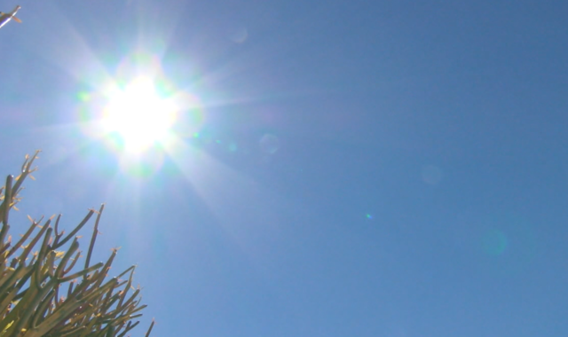 Heat wave set to usher in searing summer temps