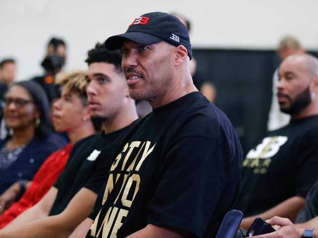 Donald Trump's retort guarantees LaVar Ball exactly what he wants: More attention