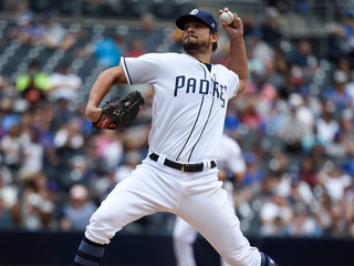 Padres trade All-Star closer Hand to Indians