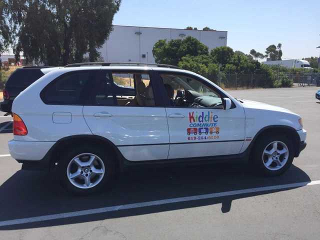 Quot Kiddie Commute Quot Offers Rides For Kids To School Practice