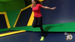 Family Fun: San Diego Rockin' Jump