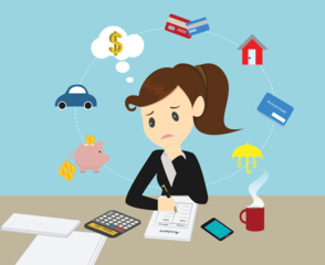 Organizing Your Finances Can Be No Stress