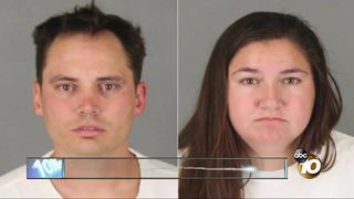 $1 million bail for couple accused of beating