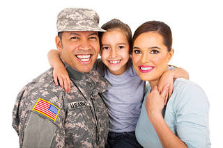 Supporting military families in San Diego