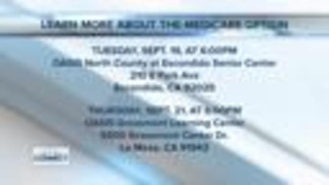 San Diego Connect- National Medicare Education Week