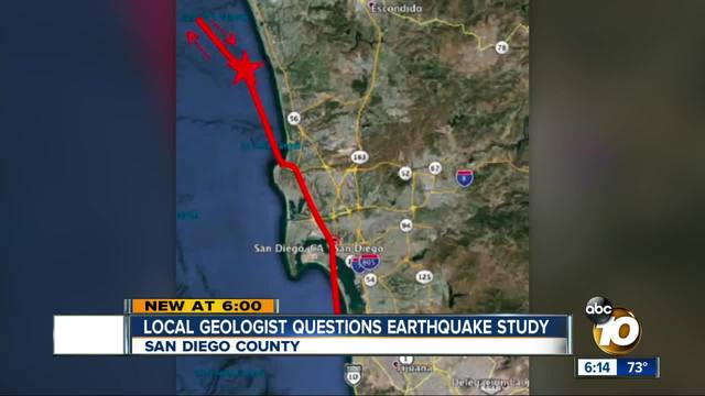 Earthquake San Diego >> Researchers 6 9 Earthquake In San Diego Could Kill Thousands