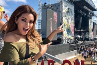 10News' Kalyna Astrinos takes you to KAABOO