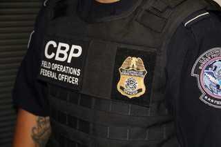 CBP officer arrested for 'strangling' traveler