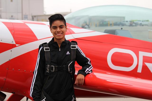 'Young eagle' takes flight at MCAS Miramar
