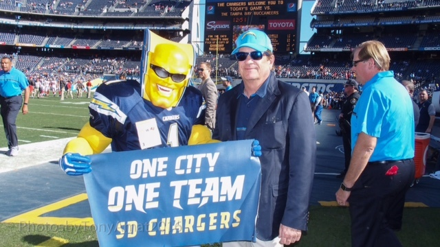 Stubhub Security Threatens To Boot Boltman From Chargers