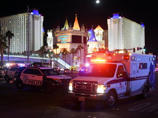 Couple who survived Vegas shooting die in crash