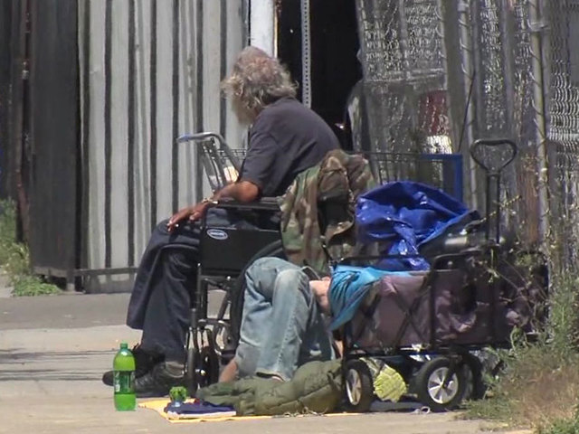 Federal government awards San Diego $20 million for the homeless