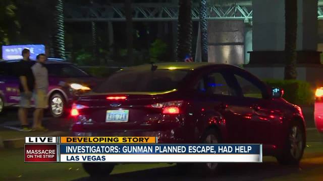 Dramatic new video captures chaos- heroism in Las Vegas shooting