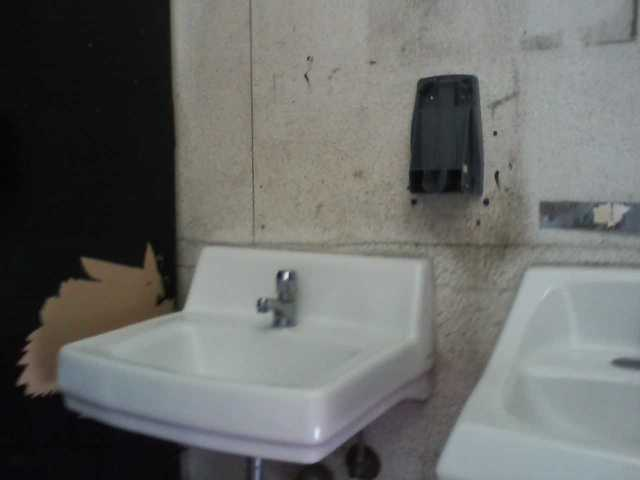 School Bathroom Sinks. Sally Smith School Bathroom Sinks