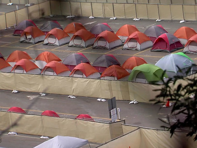 Fear Of Crime Hepatitis A As Homeless Camp Opens 10news