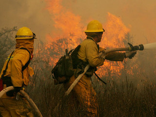 SD officials mark anniversary of 2007 wildfires
