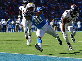 Chargers shut out Broncos for 3rd straight win
