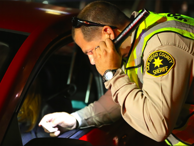 Cold weather might have kept DUI's down over New Year's weekend