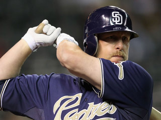 Padres hire Matt Stairs as hitting coach