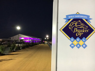 Breeders' Cup set to return to Del Mar in 2021