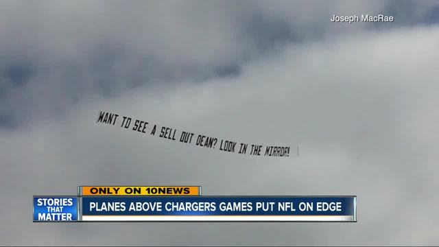 Emails Nfl Freaked Out Over Local Man S Banners