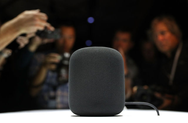 Apple delays the HomePod speaker until 2018