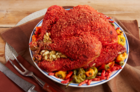 Hot Cheetos-crusted turkeys for Thanksgiving?