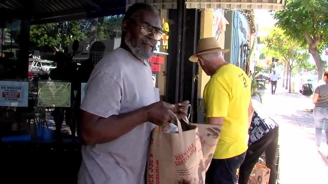 Single dad thankful for help from Special Delivery