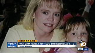 van Dam family weights lawsuit against website