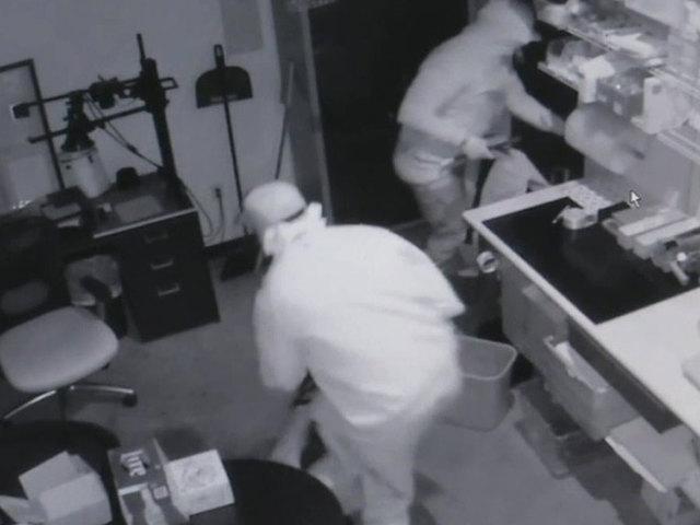 Twin police joi breakin attempt suspect 2