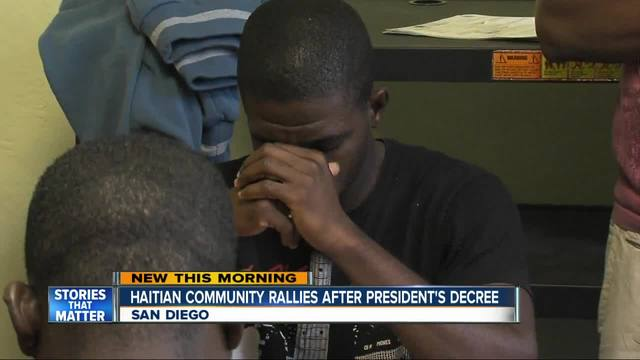 San Diego Haitian community in limbo after presidential decision to end…