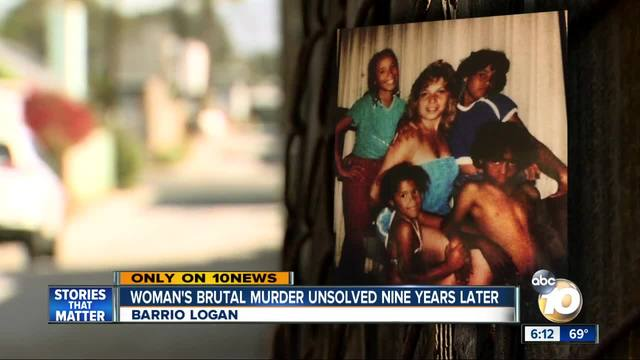 San Diego woman-s brutal murder unsolved nine years later