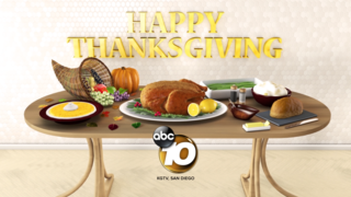 Share your Thanksgiving Day photo with 10News