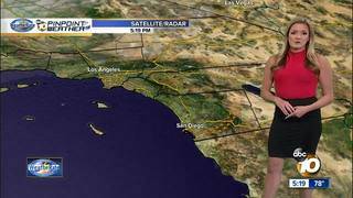 Jen's Forecast: Record hot Thanksgiving!