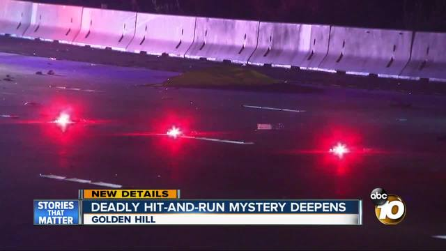 Deadly hit-and-run mystery deepens