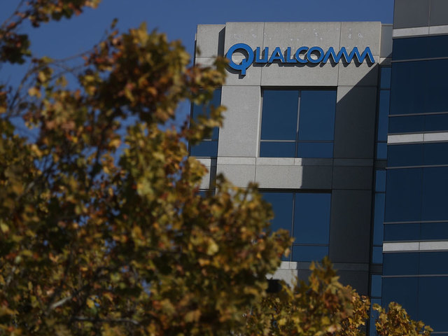 Qualcomm fined €1bn for illegal Apple payments