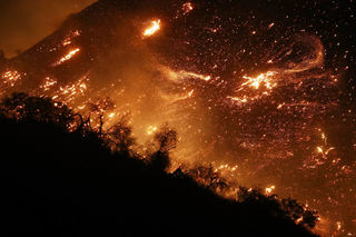 PHOTOS: Wildfires char Southern California