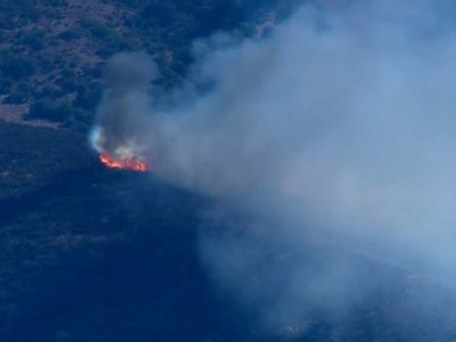 Cal Fire issues mandatory evacuations in San Diego County due to fire