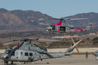 Military firefighters join Lilac Fire battle