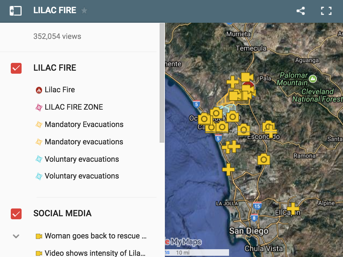 Map Of Current Wildfires Ebola Outbreak Map Osmand Maps