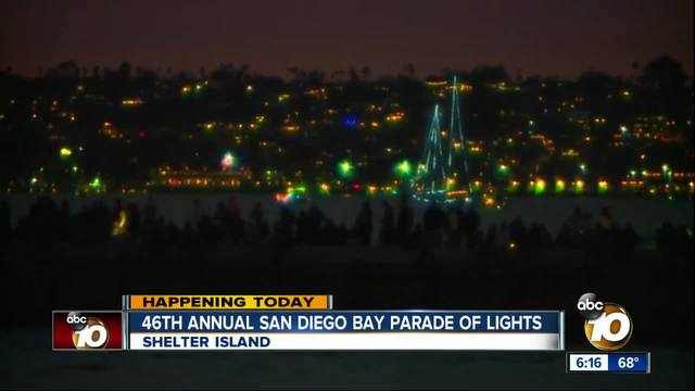 San Diego Bay Parade Of Lights Fascinating What You Need To Know 60th Annual San Diego Bay Parade Of Lights