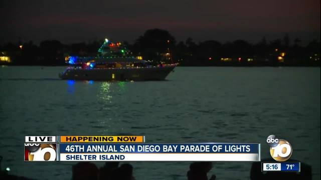 San Diego Bay Parade Of Lights Classy What You Need To Know 60th Annual San Diego Bay Parade Of Lights