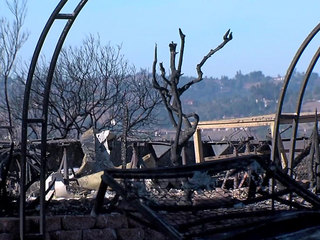 Crews make progress in fight against Lilac Fire
